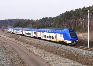 Stadler Rail DOSTOs for Transitio