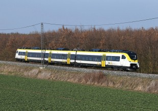 First Mireo train for Rhine Valley