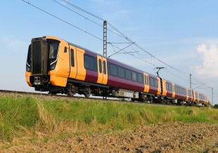 Aventra for West Midlands Railway (Velim)