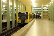 Berlin Alexanderplatz (8.4. 2014) - linka U5