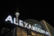 Berlin (23.9. 2014) - Alexanderplatz